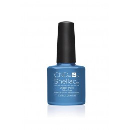 Shellac nail polish - WATER PARK