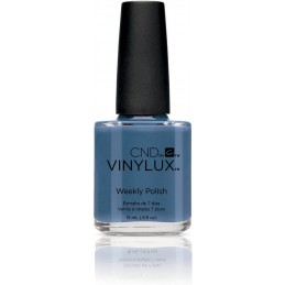 VINYLUX WEEKLY POLISH - DENIM PATCH