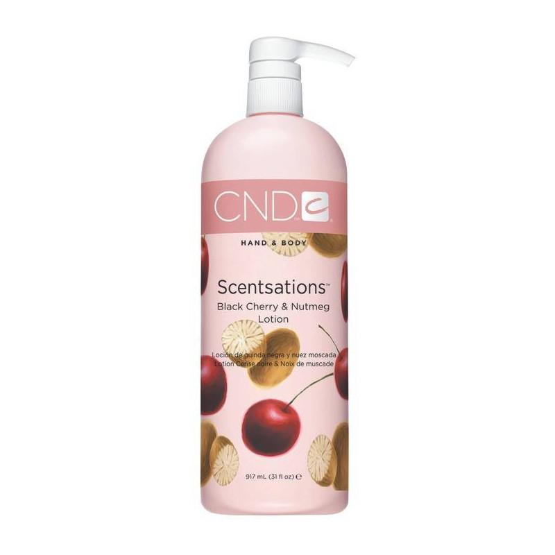 Scentsations Black Cherry & Nutmeg Lotion CND - 1