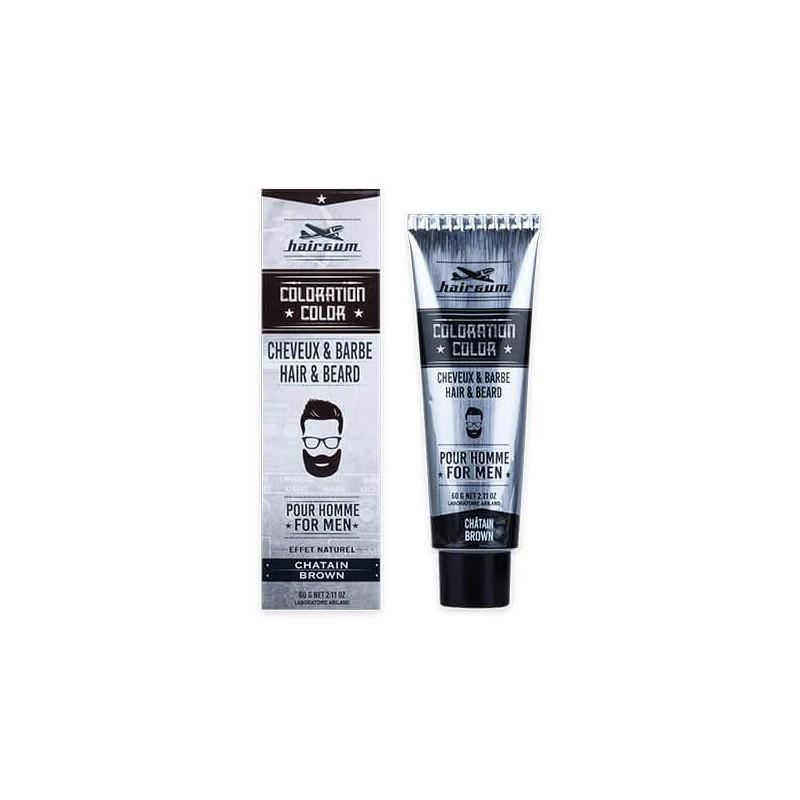 Vyrų plaukų ir barzdos dažai Hairgum - 1