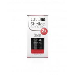 Shellac nail polish - BLACK POOL
