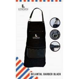 BLACK BARBER APRON– LENDAN...