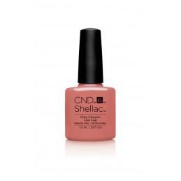 Shellac nail polish - CLAY CANYON
