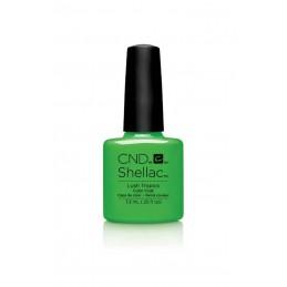 Shellac nail polish - LUSH TROPICS